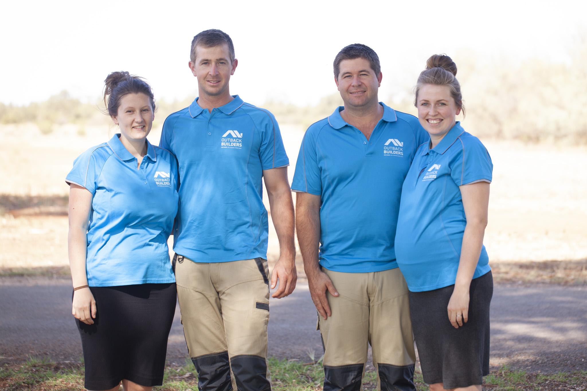 Jo Ian Lachlan Tami Dunn - Outback Builders [Jan 2020] WEB