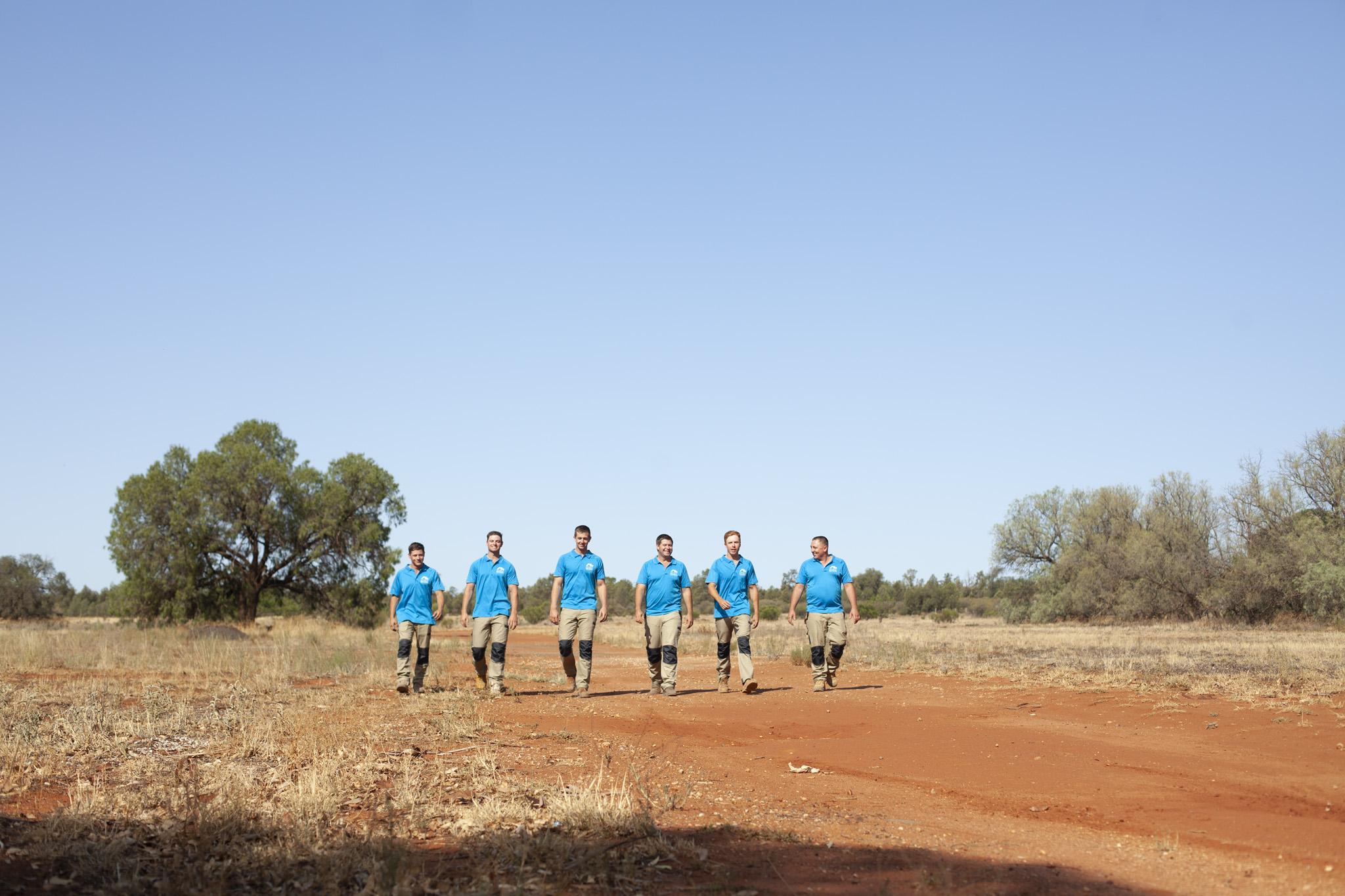 Team Walking 02 - Outback Builders [Jan 2020] WEB