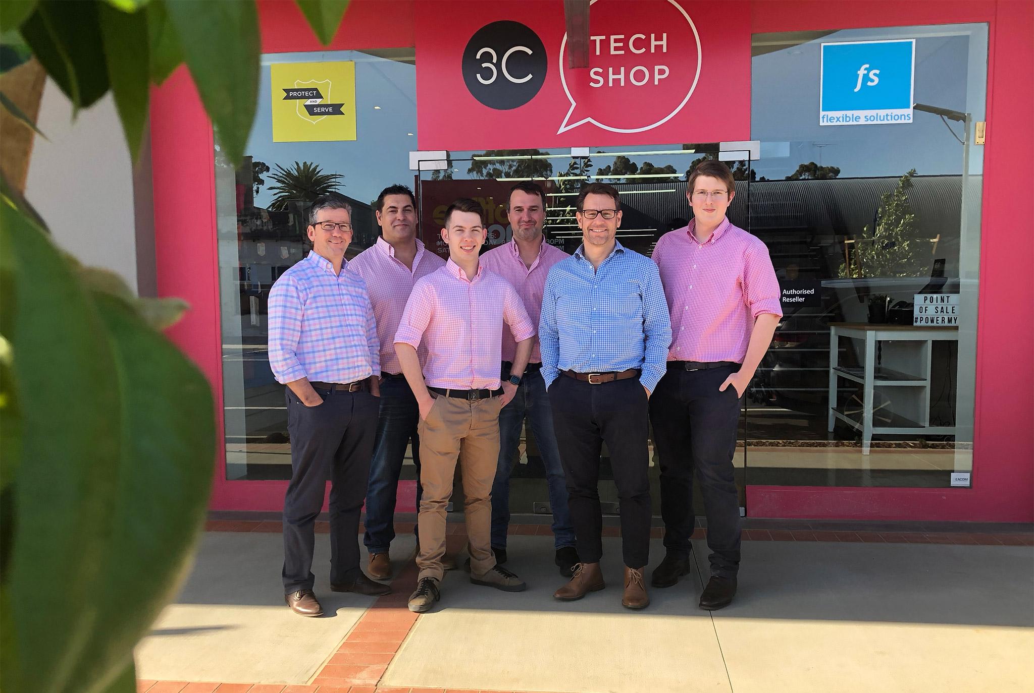 3C Tech Shop -