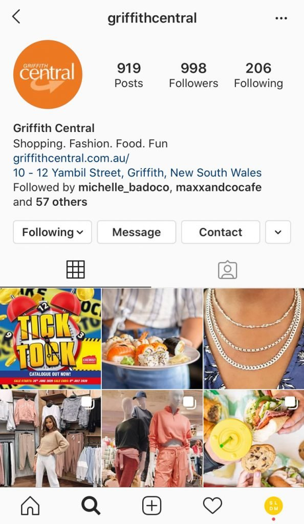 Griffith Central -