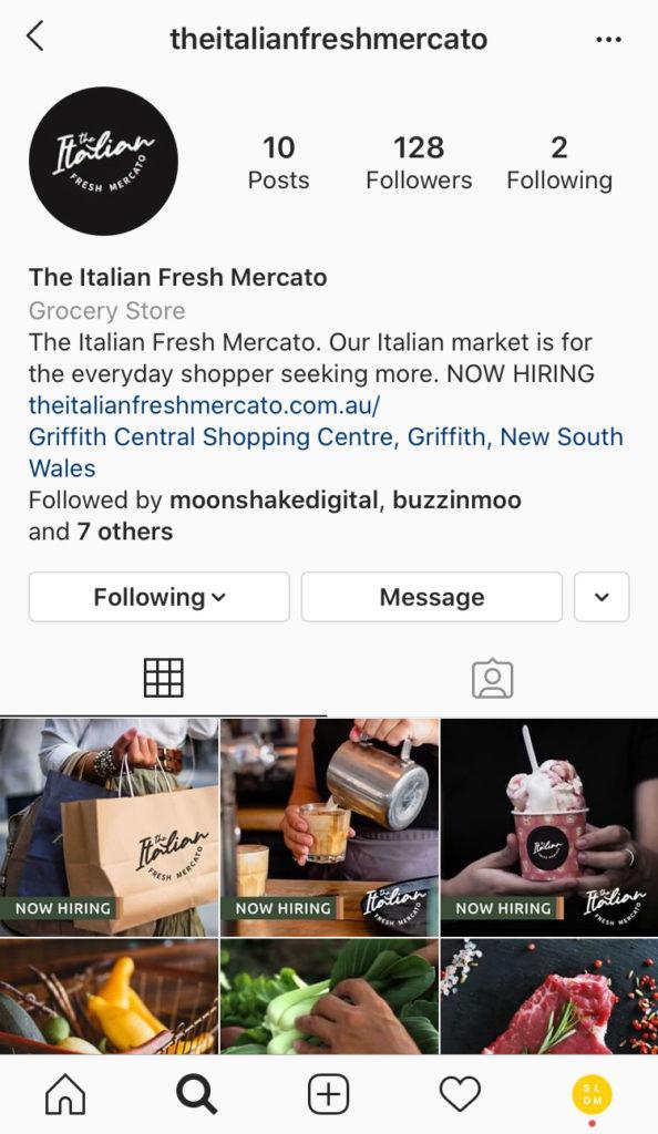 The Italian Fresh Mercato -