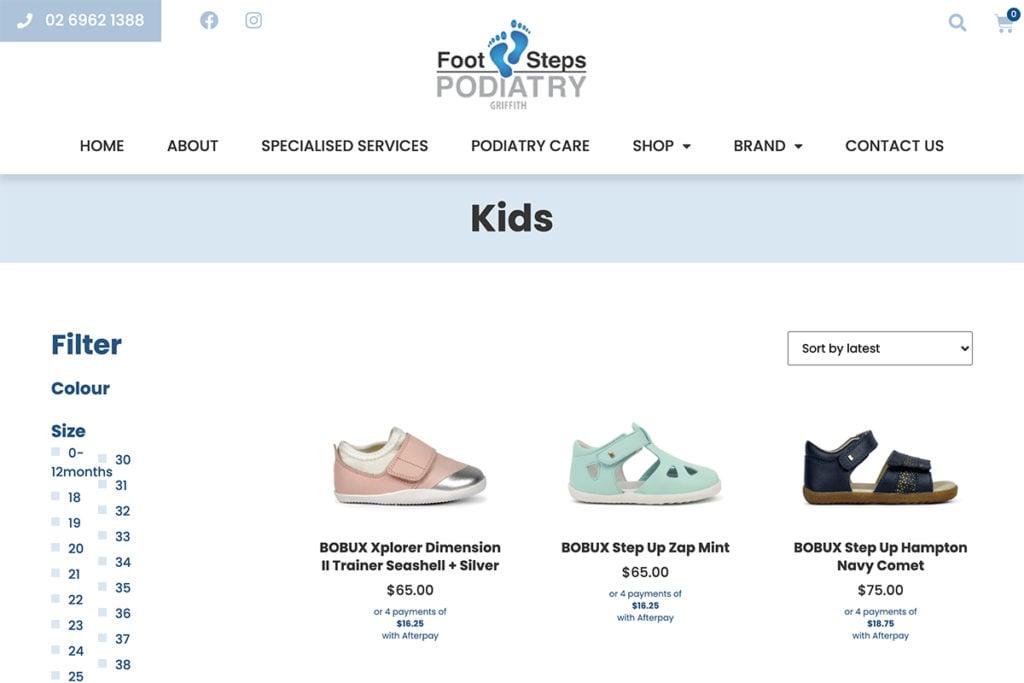Foot Steps Podiatry -