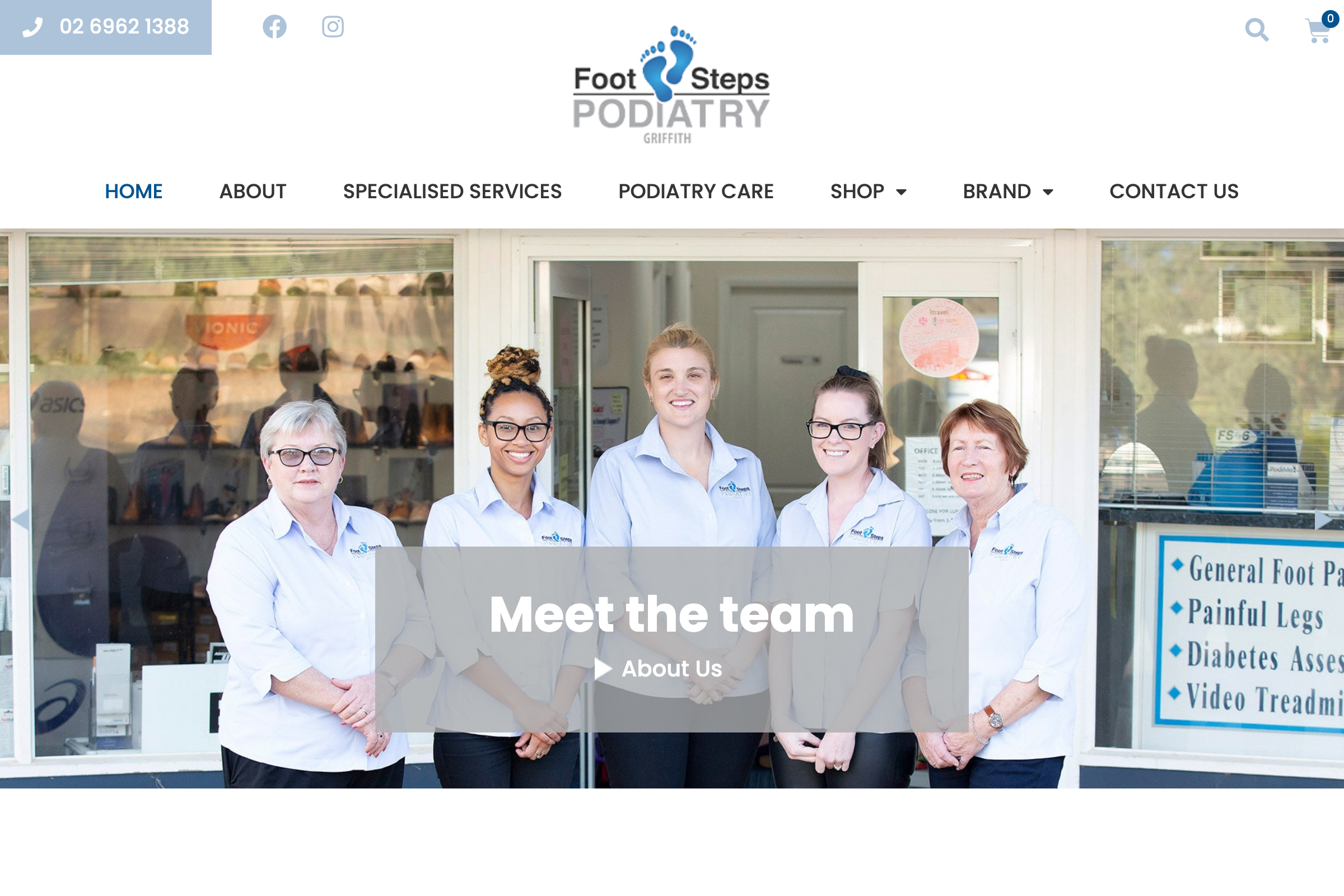 Foot Steps Podiatry -